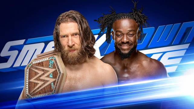 Два сегмента, среди которых подписание контракта на поединок за чемпионство WWE, и матч анонсированы на грядущий эфир SmackDown