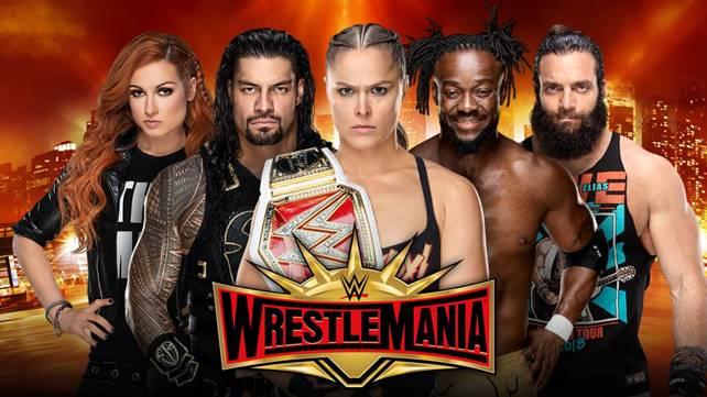 Очередное БОЛЬШОЕ событие произошло во время эфира WrestleMania 35 (ВНИМАНИЕ, спойлеры)