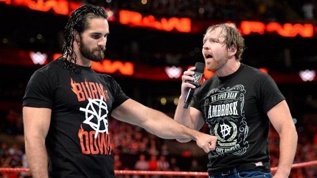 Сэт Роллинс не может принять уход Дина Эмброуза из WWE