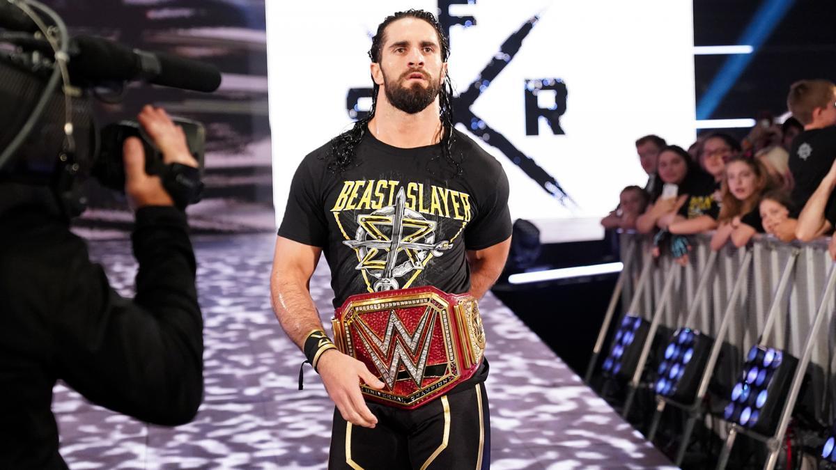 Потенциальное будущее чемпионства Вселенной WWE на Raw