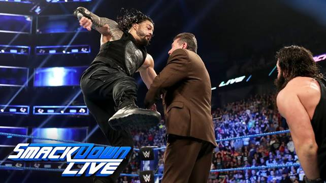Как финальная часть «встряски суперзвёзд» повлияла на телевизионные рейтинги прошедшего SmackDown?