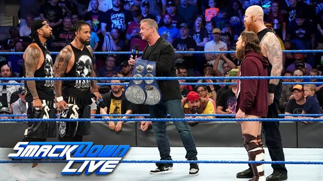 Как важное объявление Шейна МакМэна, относительно командных чемпионств бренда, повлияло на телевизионные рейтинги прошедшего SmackDown?