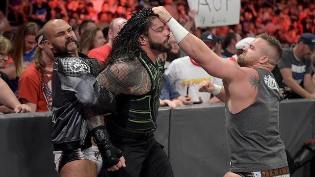 WWE планируют
