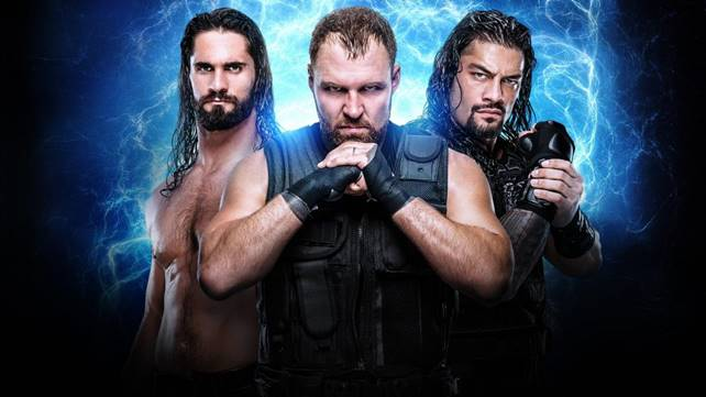 Результаты WWE The Shield's Final Chapter