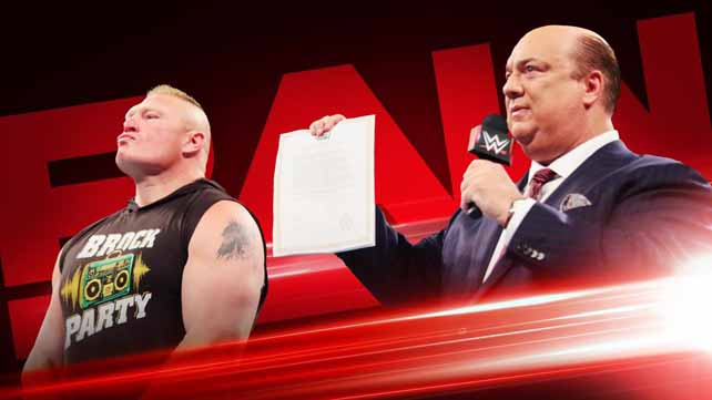 Превью к WWE Monday Night Raw 03.06.2019