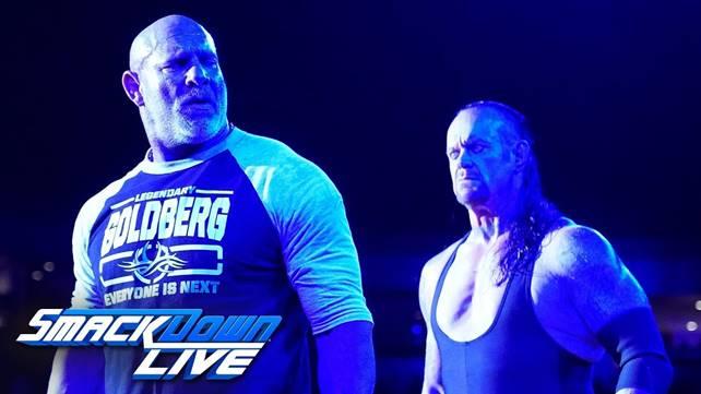 Как появление Голдберга повлияло на телевизионные рейтинги последнего эпизода SmackDown перед Super ShowDown?