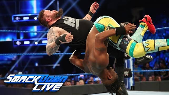 Как поединок Кофи Кингстона против Кевина Оуэнса повлиял на телевизионные рейтинги прошедшего SmackDown?