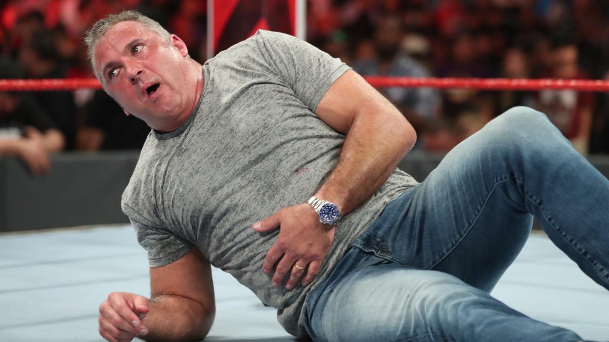 Продвижение Шейна МакМэна «бесит» суперзвезд WWE
