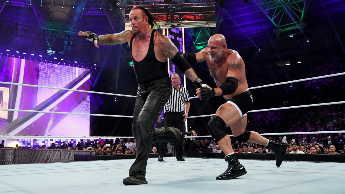 Кого внутри WWE обвиняют в провале матча Гробовщика против Голдберга на WWE Super ShowDown 2019?