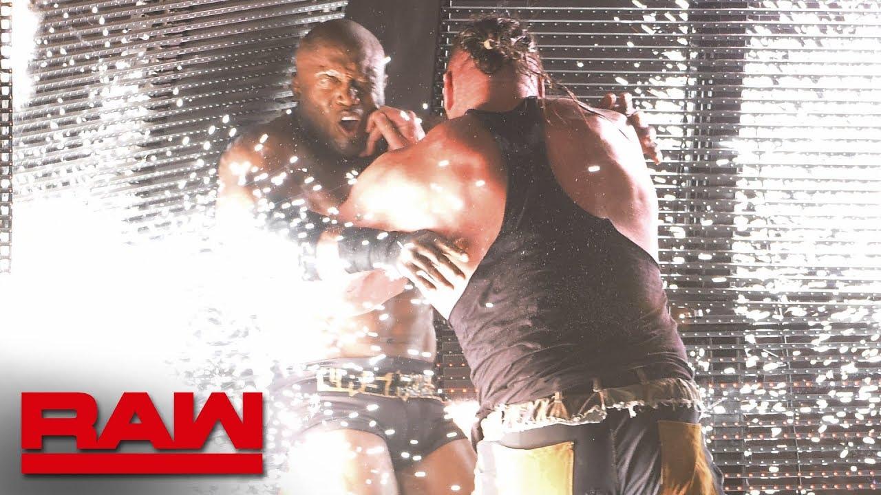 Как поединок с удержаниями где угодно Брона Строумана и Бобби Лэшли повлиял на телевизионные рейтинги прошедшего Raw?