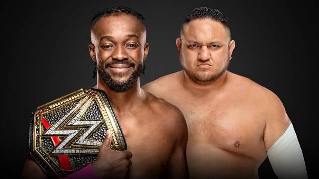 Матч Кофи Кингстона против Самоа Джо за чемпионство WWE официально назначен на Extreme Rules 2019