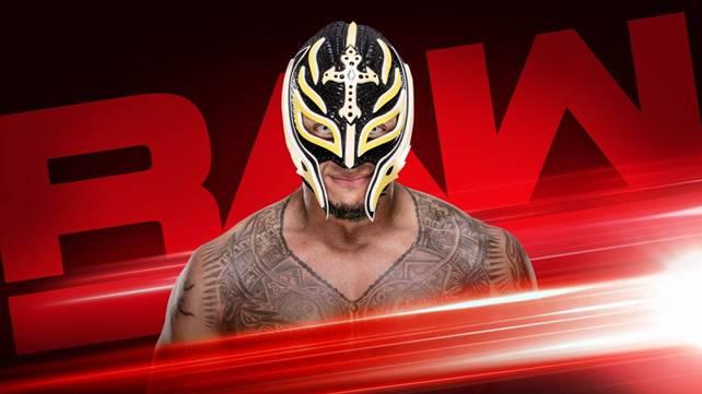 Рэй Мистерио совершит своё возвращение на ближайшем эфире Raw