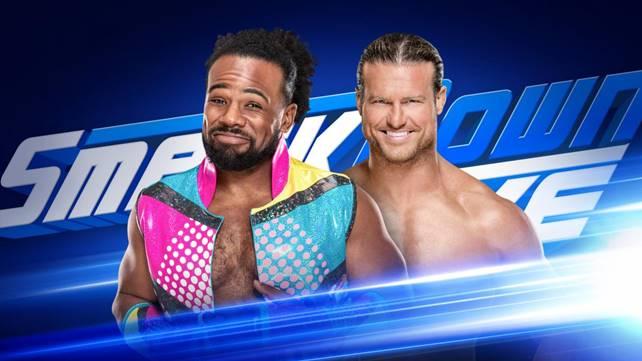 Матч и сегмент анонсированы на ближайший эфир SmackDown