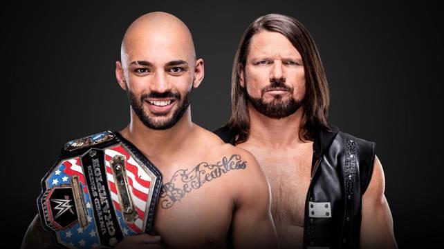 Матч за титул чемпиона США назначен на шоу Extreme Rules