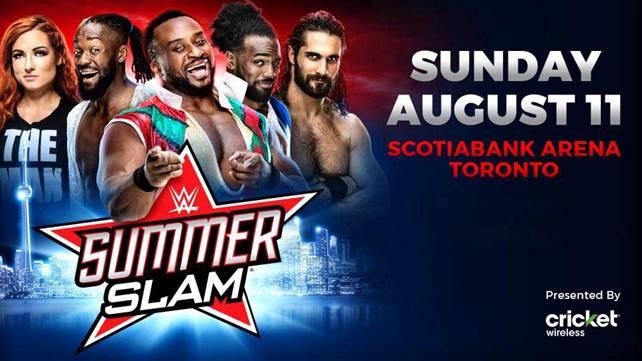 Продолжительность SummerSlam 2019; О матче за интерконтинентальное чемпионство на SS