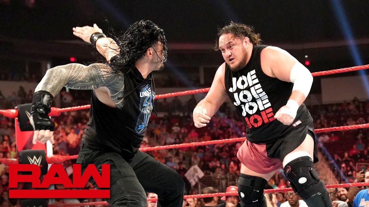 Как «самоанский саммит» повлиял на телевизионные рейтинги прошедшего Raw?