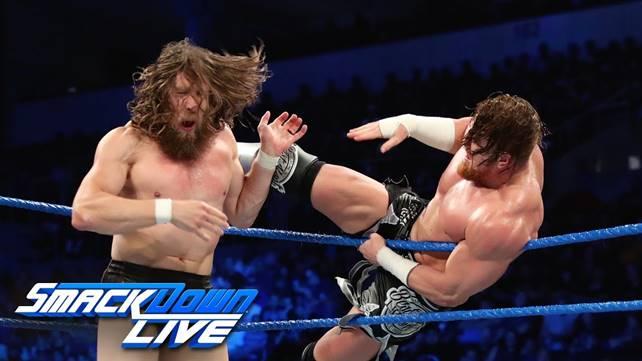 Как поединок Бадди Мёрфи против Дэниела Брайана повлиял на телевизионные рейтинги прошедшего SmackDown?