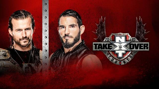 Финальный кард NXT TakeOver: Toronto II