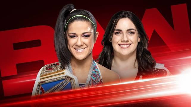 Три матча назначены на ближайший эфир Raw
