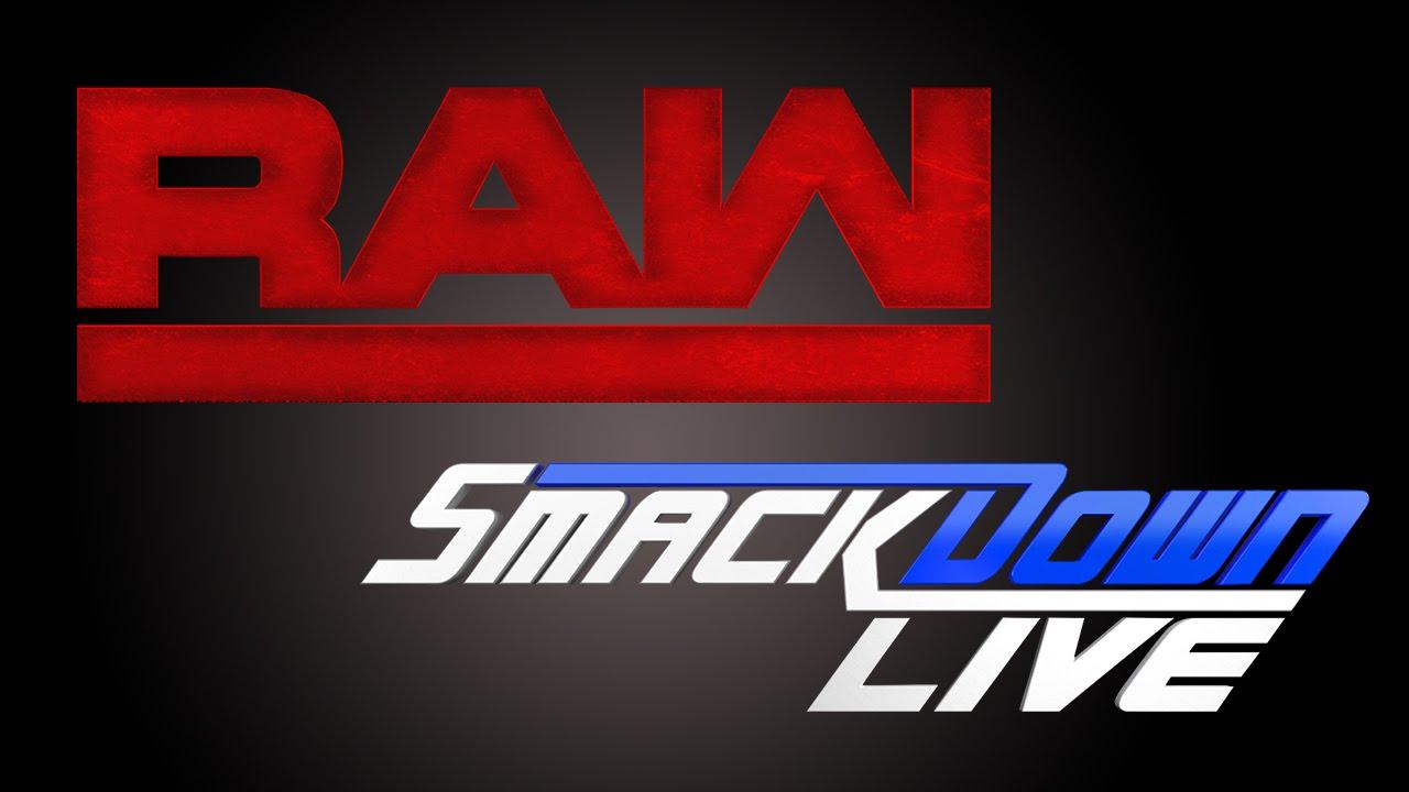Матчи рекламируются на следующие выпуски Raw и SmackDown