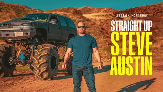 Какие телевизионные рейтинги собрал премьерный выпуск нового шоу Стива Остина «Straight Up Steve Austin» на телеканале USA Network?