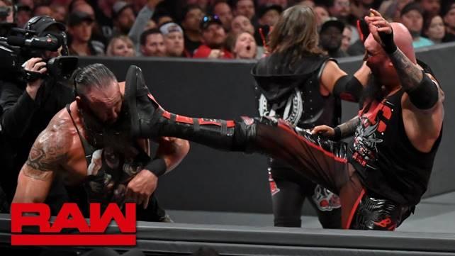 Как поединок Сета Роллинса и Брона Строумана против Клуба повлиял на телевизионные рейтинги прошедшего Raw?