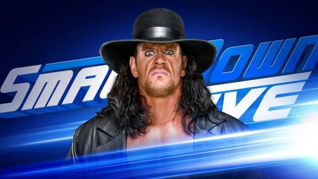 Гробовщик впервые совершит своё появление на живом еженедельном эпизоде SmackDown в Madison Square Garden
