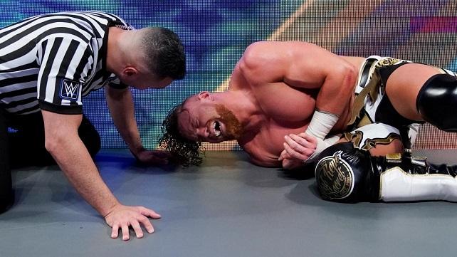 Неутешительный инсайд о будущем Бадди Мёрфи в WWE