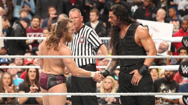 Матч Романа Рейнса и Дэниела Брайана не состоится на SummerSlam?