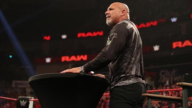 Известно, сколько заработал Голдберг за матч против Гробовщика на WWE Super ShowDown