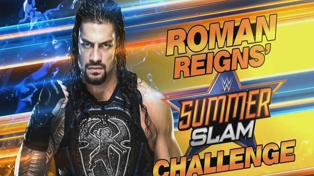 Роман Рейнс ещё может получить матч на SummerSlam