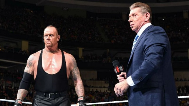 Интересная деталь о контракте Гробовщика с WWE
