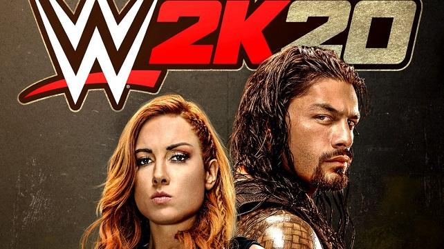 Почему на обложку WWE 2K20 поместили сразу двух звёзд?
