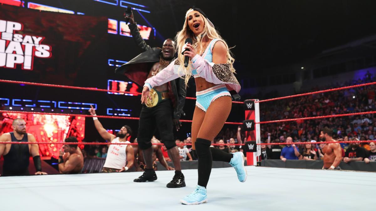 Большое обновление о продолжительности пре-шоу SummerSlam 2019; Планы WWE на Кармеллу