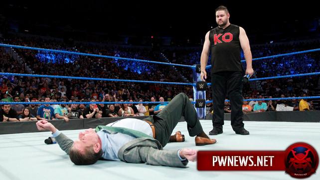 Как появление Винса МакМэна на SmackDown Live повлияло на телевизионные рейтинги?