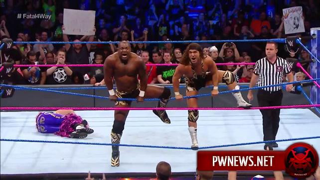 Определились первые претенденты на командное чемпионство SmackDown Live (спойлеры со SmackDown Live)