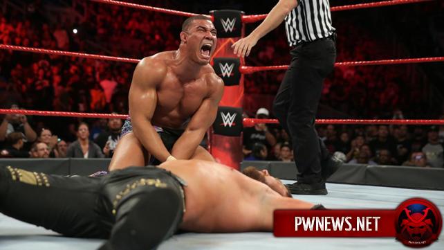 Как поединок за первое претендентство на ИК титул повлиял на телевизионные рейтинги Raw?