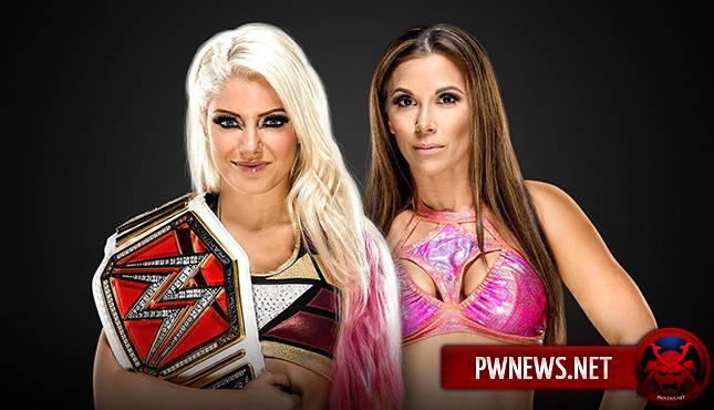Матч за женский титул назначен на TLC 2017 (спойлеры с Raw)