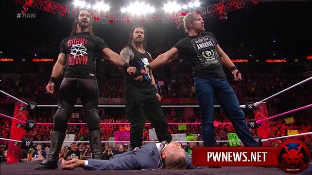 Важное событие произошло во время эфира Raw (спойлеры с Raw)