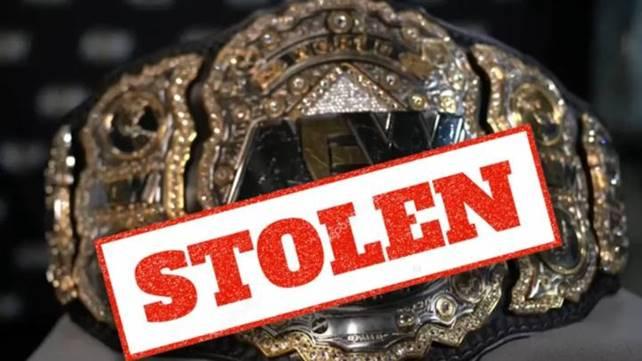 Крис Джерико был ограблен в городе Таллахасси; Украден титул чемпиона AEW
