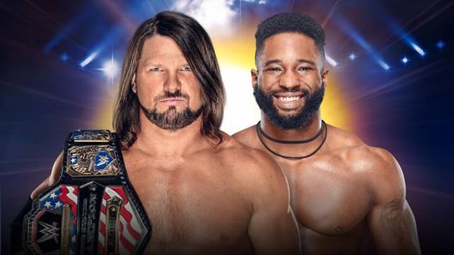 Матч за чемпионство США официально назначен на Clash of Champions 2019