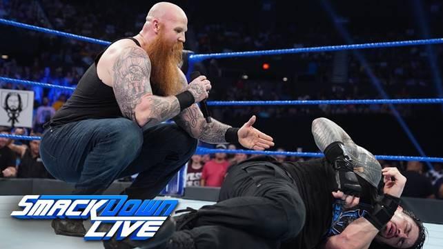 Как продолжение истории Романа Рейнса, Дэниела Брайана и Эрика Роуэна повлияло на телевизионные рейтинги прошедшего SmackDown?
