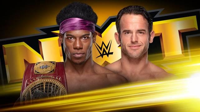 Матч за чемпионство Северной Америки и матч за претендентство назначены на первый живой еженедельный эпизод NXT