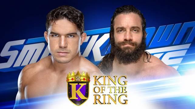 Элаяс травмирован и пропустит полуфинал турнира King of the Ring