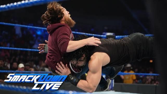 Как матчи турнира King of the Ring и сегмент с Романом Рейнсом и Дэниелом Брайаном повлияли на телевизионные рейтинги прошедшего SmackDown?