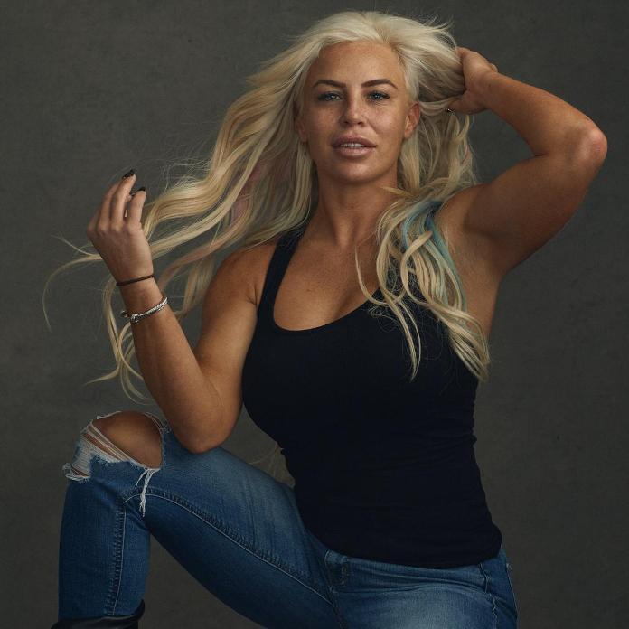 Звезды WWE без макияжа