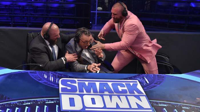 Friday Night Smackdown 13.03.2020