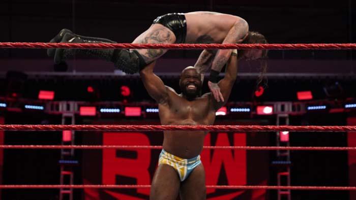WWE Monday Night Raw 06.04.2020