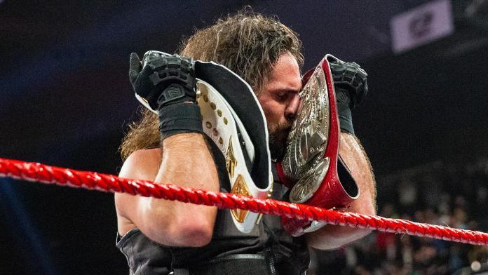 двойные чемпионы WWE