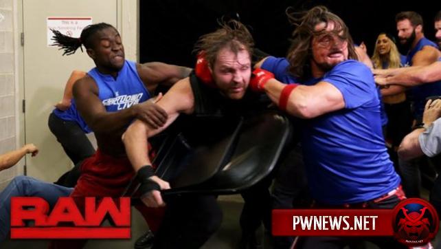 Как фактор первого шоу после TLC повлиял на телевизионные рейтинги Raw?